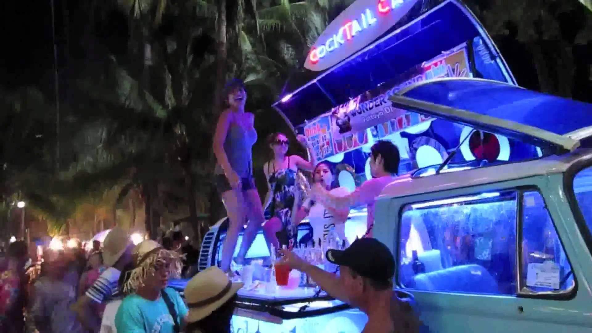 Pattaya eğlence hayatı