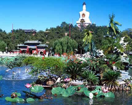 Pekin Baihai Park