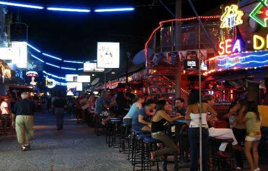 Phuket geceleri