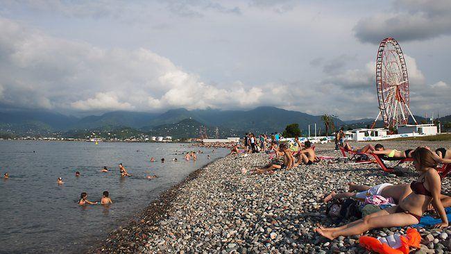 Batum plajı