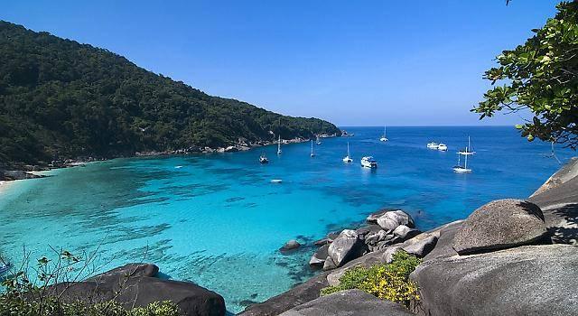 Phuket Similan Adası