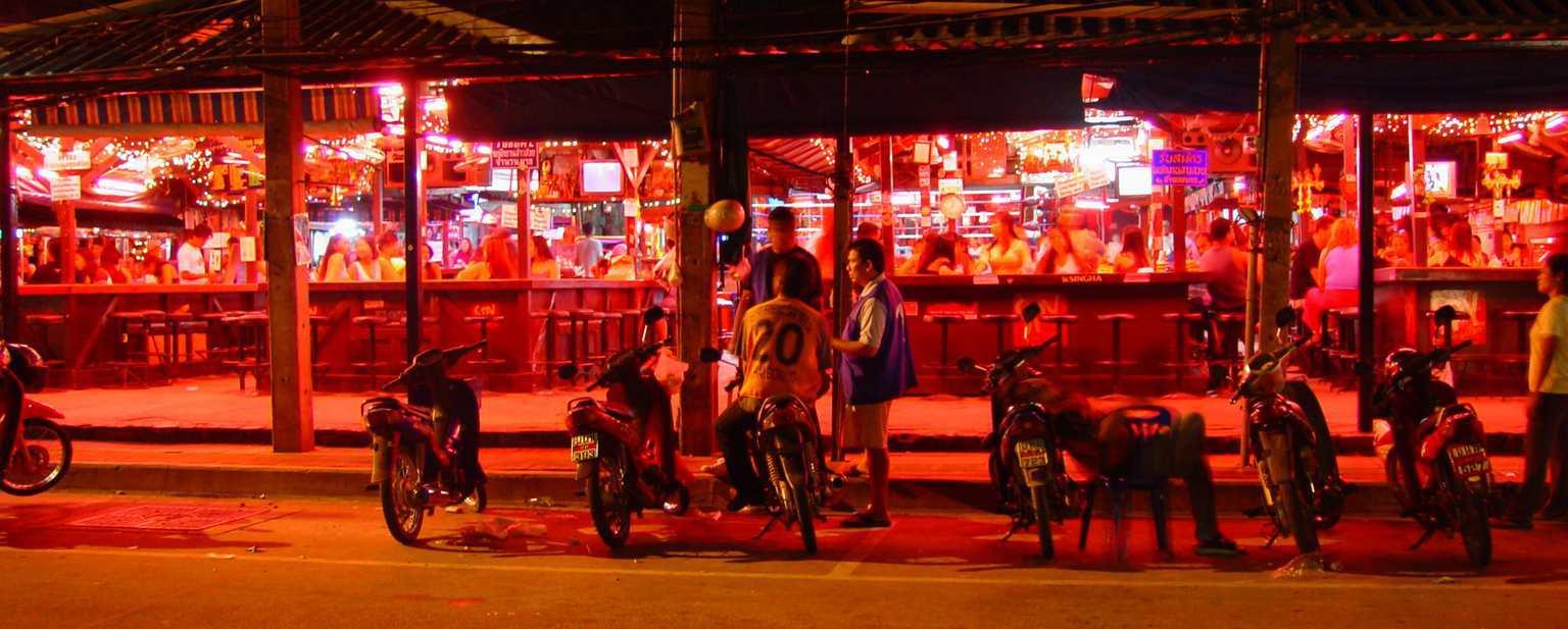 Pattaya Beer Bar Complex