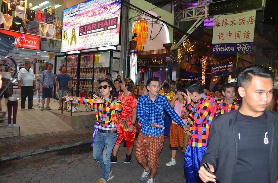 Pattaya Loi Krathong Festivali 2