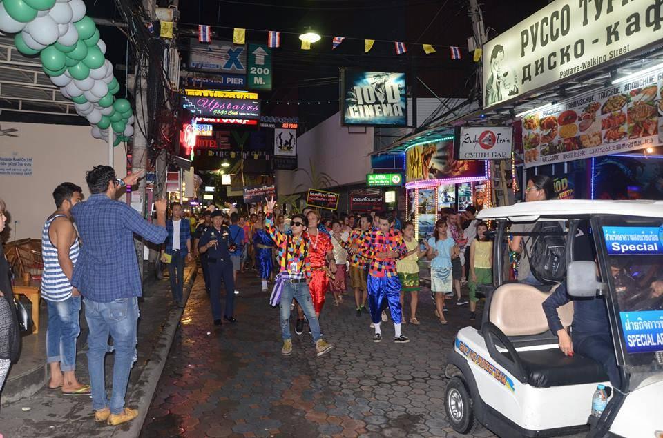 Tayland geceleri