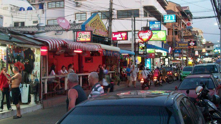 Pattaya Soi Diana