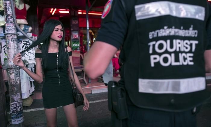 Pattaya Turizm Polisi