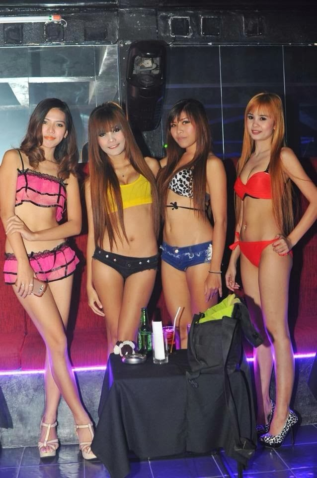 Pattaya gece hayatı