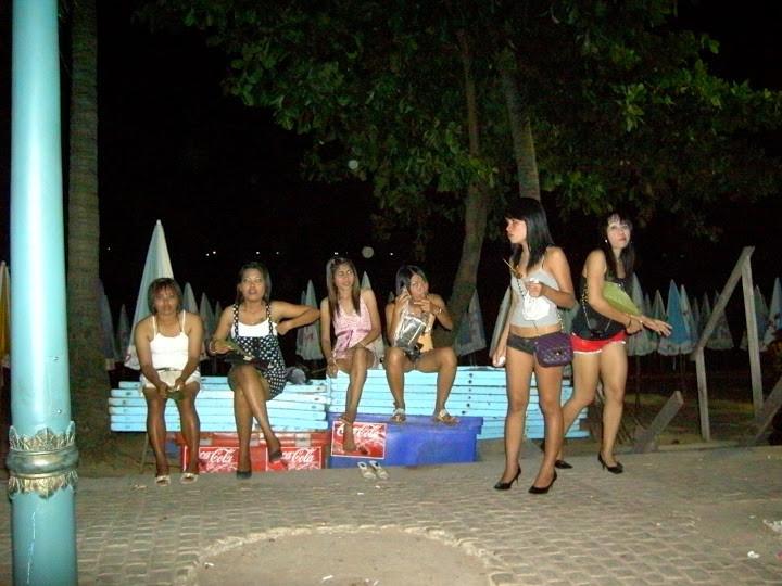 Pattaya kızları