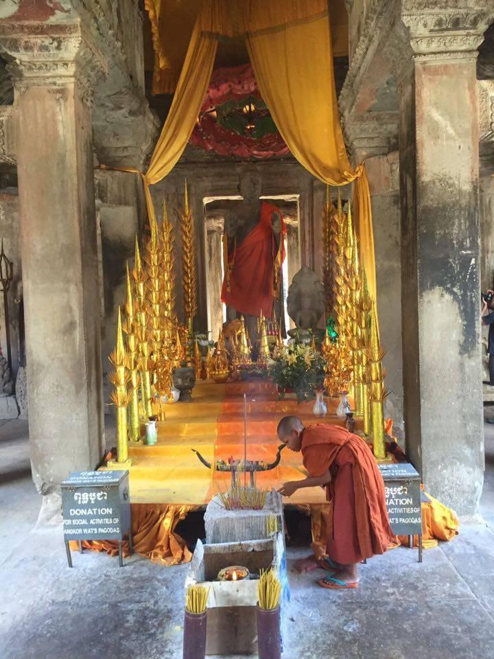 Siem Reap Tapınaklar
