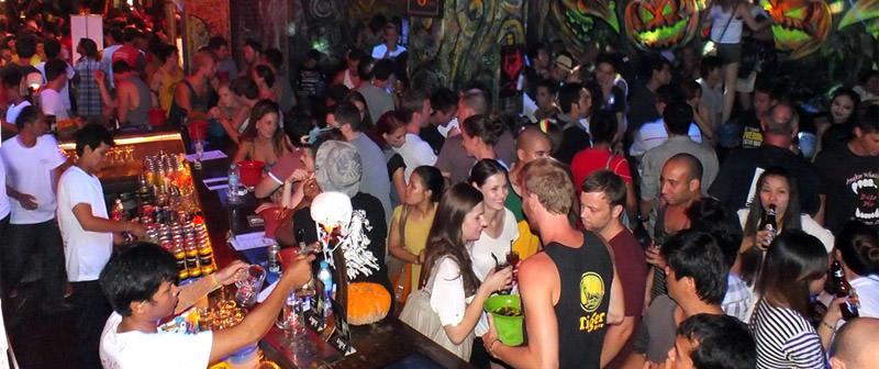 Siem Reap gece hayatı