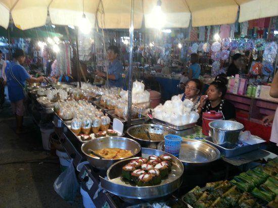 Soi Buakhao Sokak Pazarı