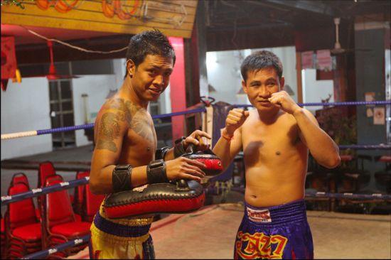 Thai boks