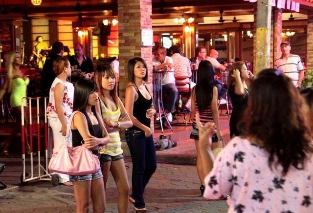 Walking street kızları