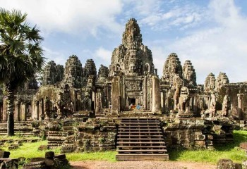 Tayland-Kamboçya Tatilim