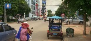 Kamboçya'da Bir Türk
