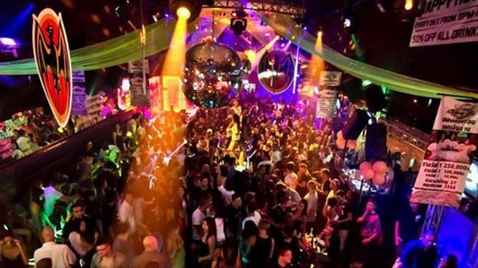 Insomnia Bar Pattaya
