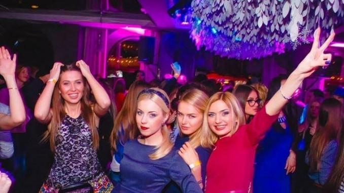 Lviv gece hayatı